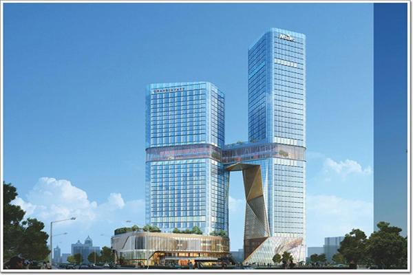 海汇盛景·西安迈科项目新态丨迈科商业中心项目办公楼工程结算专题会