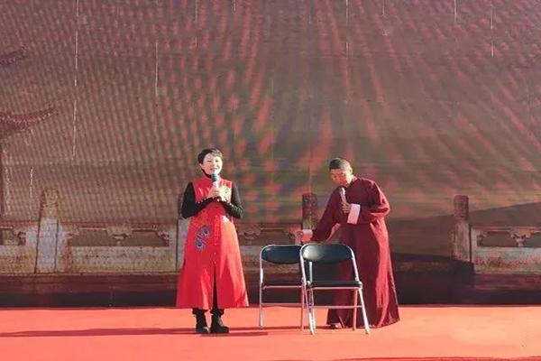 海汇盛景·大同潘家园项目新态丨中国·大同潘家园大型文化推荐会在京隆重举行